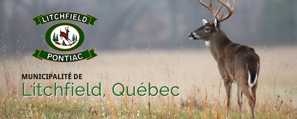 Bienvenue - Municipalite de Litchfield, Quebec